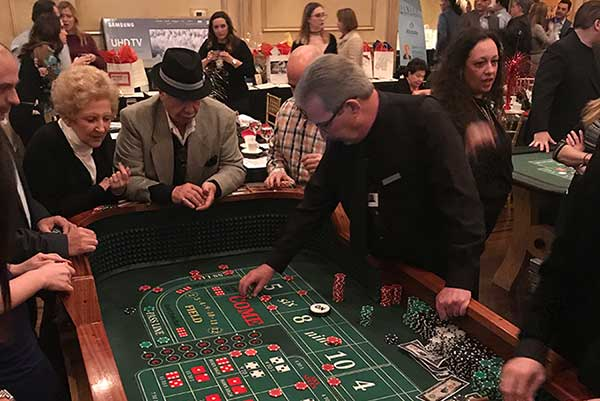 Craps Table Rentals