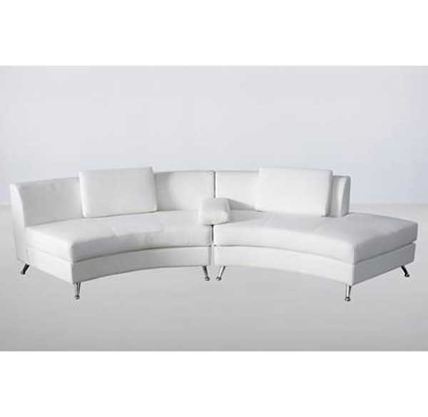 Party Perfect Rentals - Curved Armless Combo